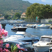 Le port de plaisance de Saint-Florent